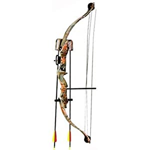 PSE 22-24-Pound Right Hand Youth Ranger Bow Set by PSE