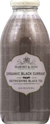 Harney & Sons Organic Black Currant Tea, 16-Ounces (Pack Of12)