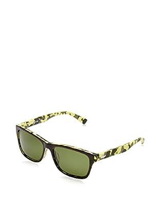 Lacoste Gafas de Sol L683S (55 mm) Negro / Amarillo