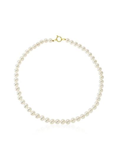 Pearl Addict Collar Blanco