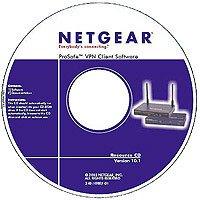 NETGEAR VPN05L ProSafe VPN Client Software 5-User Licenses