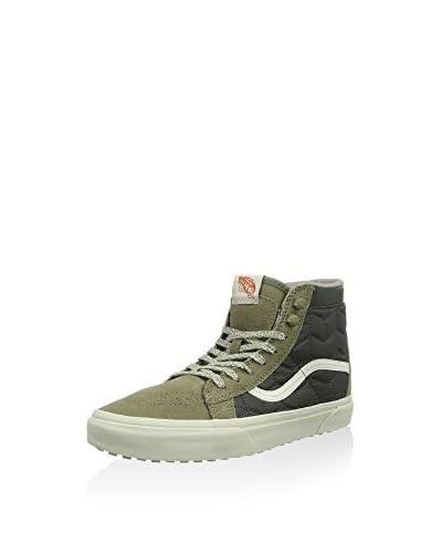 Vans Hightop Sneaker Sk8-Hi grün