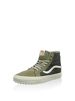 Vans Zapatillas abotinadas Sk8-Hi (Verde)