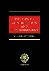 The Law of Contribution and Reimbursement
