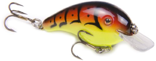 Strike King Pro-Model Series 1 Bait (Green Tomato, 0.25-Ounce) (Strike King Series 4 Green Tomato compare prices)
