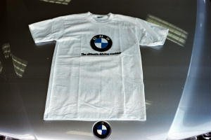 Bmw Ultimate Driving Machine Tee Shirt