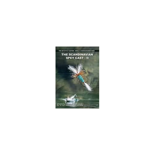 The Scandinavian Spey Cast II (Fly Fishing Tutorial DVD) [DVD-ROM] by Henrik ...