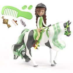 Amazon.com: Horseland Interactive Talking Horse and Rider - Alma and