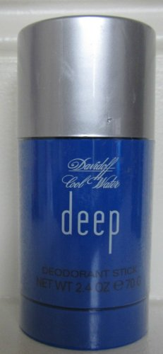 Cool Water Deep 2.4 oz Deodorant Stick by Davidoff for Men