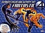 Fantastic 4 Ultimate Color & Activity Set