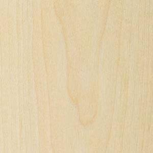 Wood Veneer, Maple, Flat Cut, 2 x 8, 10 mil Paper Backer