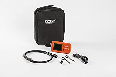 Extech BR50 Video Bore Scope/Camera Tester