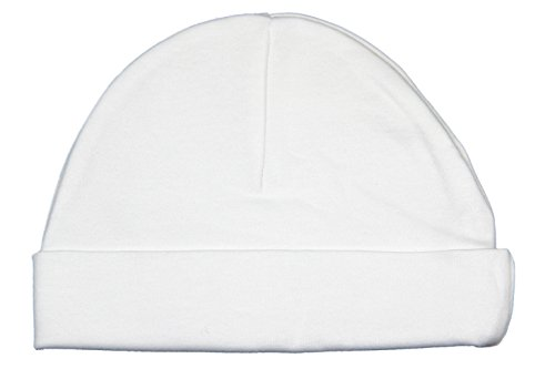 new-100-cotton-white-baby-hat-by-soft-touch-unisex-baby-available-in-newborn-and-0-3-months-0-3-mont