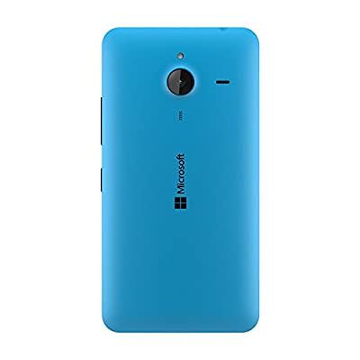 Microsoft Lumia 640 XL (Cyan, 8 GB)