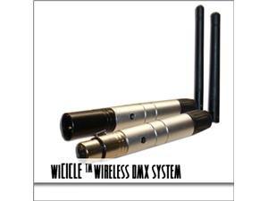 Blizzard Lighting Wipak Wireless Dmx Wicicle Transmitter / Receiver Set