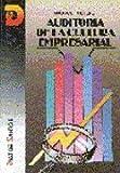 Auditoria de La Cultura Empresarial (Spanish Edition)