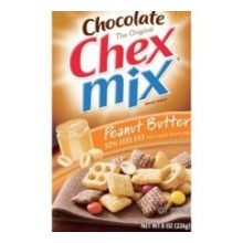 Chex Mix Peanut Butter Chocolate Snack Mix, 4.5 Ounce -- 6 Per Case.