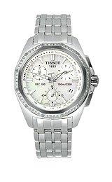 Tissot Women's T22148621 T-Sport PRC 100 Diamond Watch