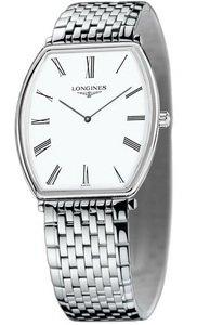 Longines La Grande Classique White Stainless Steel Mens Watch L47864116