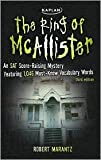 img - for The Ring of McAllister Publisher: Kaplan Publishing; Original edition book / textbook / text book