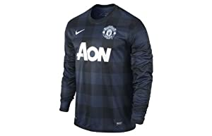 Buy 2013-14 Man Utd Away Nike Long Sleeve Shirt by Nike