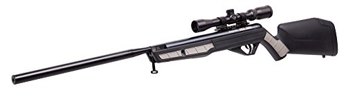 Benjamin BSSNP22TX Jim Shockey Steel Eagle Nitro Piston 2 Hunting Air Rifle with 3-9×32 Scope