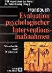 Evaluation psychologischer Interventi...