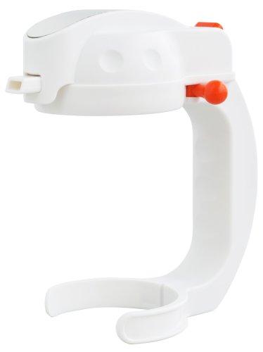 グリーンハウス ハンディビアサーバー「コク泡」 2013年モデル ホワイト GH-BEERA-WH