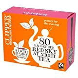 Clipper FT Red Sky at Night Tea 80 Bag x 1