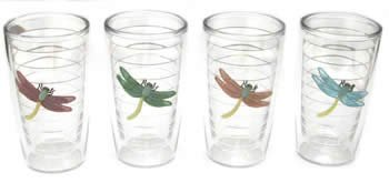 Tervis 16oz. Set Of Four Dragonfly Tumblers