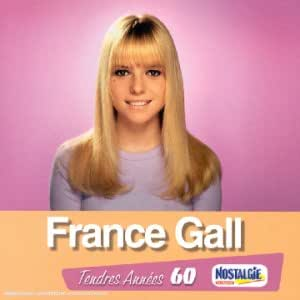 Tendres années - France Gall