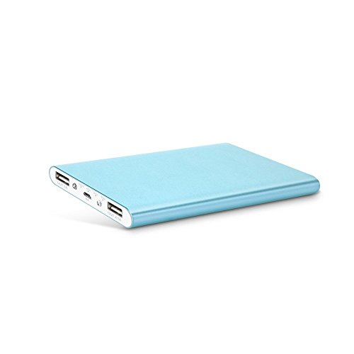 Mabox M20000 モバイルバッテリー 大容量 スマホ急速充電器 12000mAh 2USBポート iPhone6/iPhone6s/iPhone5 5s 5c/iPod/iPad/Xperia/Nexus/Sony等対応(ブルー)