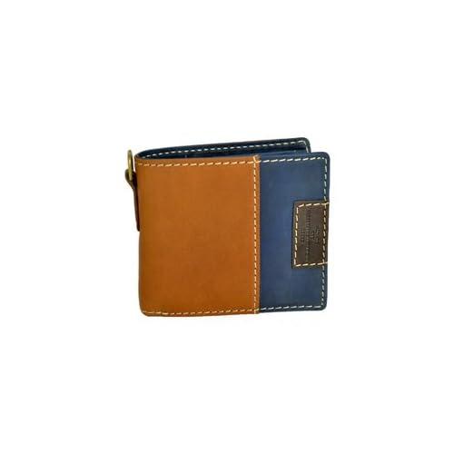 (クリード) Creed 二つ折り財布 [SYNER/シナー] 312C788 5.ブルー