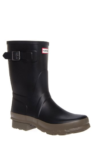 Men's Original Buckle Short 2 Tone Rain Boot