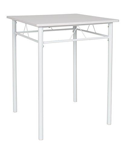 Ts-ideen 3er Set Essgruppe Tisch Stühle Esstisch