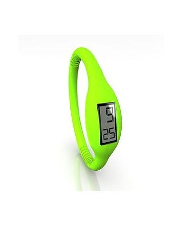 Cold Activated Unisex Color Changing Rubber Watch (Lime to Green)