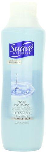 Suave Naturals Shampoo, Daily Clarifying - 22.5oz.