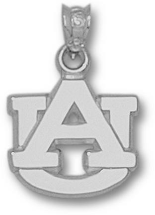 Auburn University Tigers AU NCAA Sterling Silver Charm
