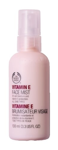 The Body Shop Vitamin E Face Mist, 3.3-Fluid Ounce