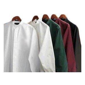 Men's Collarless Dress Shirt - Germes Manufacturer Directory