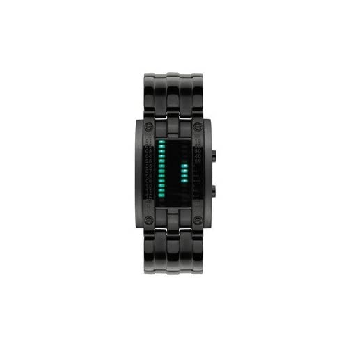 腕時計 ストームロンドン Storm MK2 Circuit Japanese Digital Black Dial Green Led Men's Watch【並行輸入品】