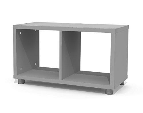 Box Designer Raumteiler, hellgrau