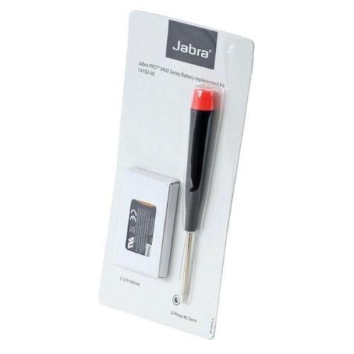 Jabra Pro 9400 Replacement Headset: GN Netcom Spare BATTERY KIT For Jabra PRO 9450 9460 9465