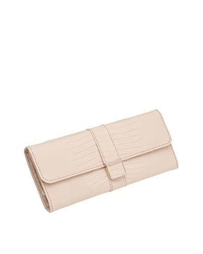 WOLF Palermo Jewelry Roll, Blush