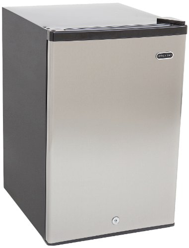 Whynter CUF-210SS Energy Star Upright Freezer,