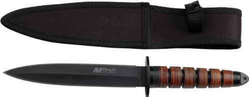 Mtech Usa Mt-20-19D Fixed Blade Knife 13-Inch Overall