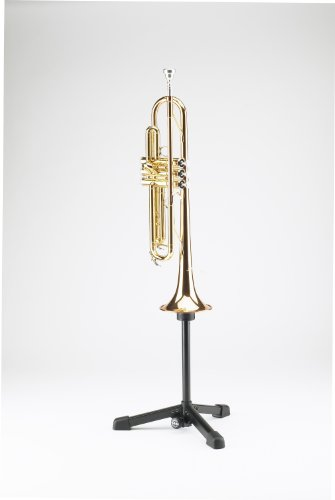 k m stands 15217 trumpet stand arts entertainment hobbies creative arts musical instrument. Black Bedroom Furniture Sets. Home Design Ideas