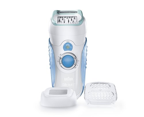 Silk-épil 7 7771 Dual Epilator Wet Dry