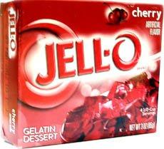 jell-o-cherry