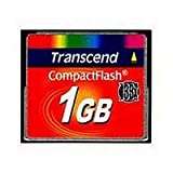 1gb Compactflash Card (133x)